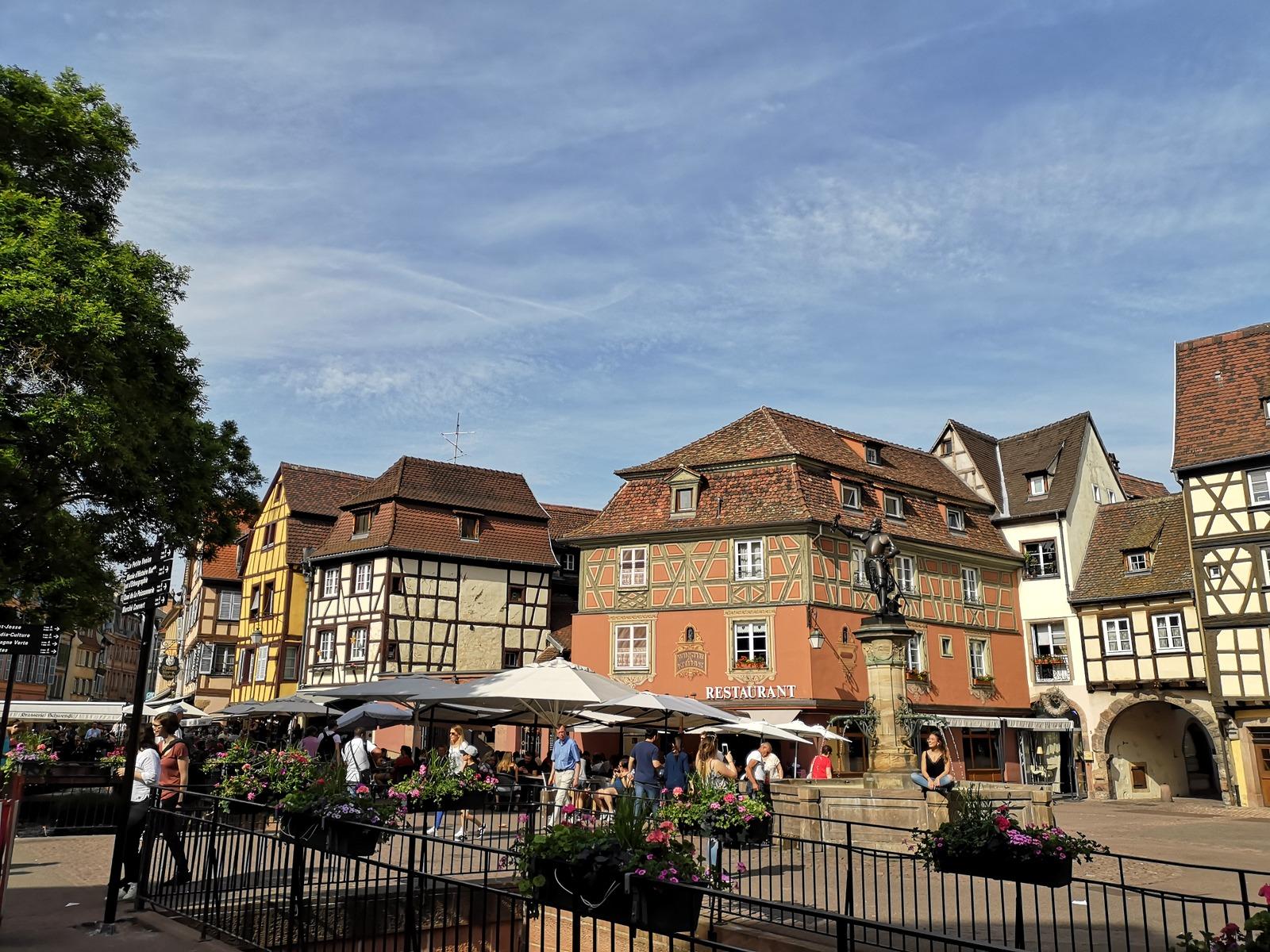 Обои Alsace, эльзас, колмар, Colmar, france. Города foto 19